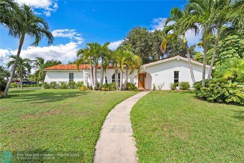 1441 Indian Rd, West Palm Beach, FL 33406 - #: F10295798