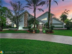 Photo of 5553 W Leitner Dr, Coral Springs, FL 33067 (MLS # F10185799)