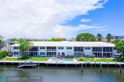 Photo of 2820 NE 30th St #9, Fort Lauderdale, FL 33306 (MLS # F10289799)