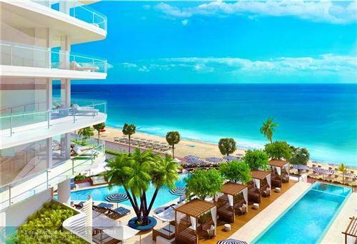 Photo of 525 N Ft Lauderdale Bch Bl #1801, Fort Lauderdale, FL 33304 (MLS # F10186800)