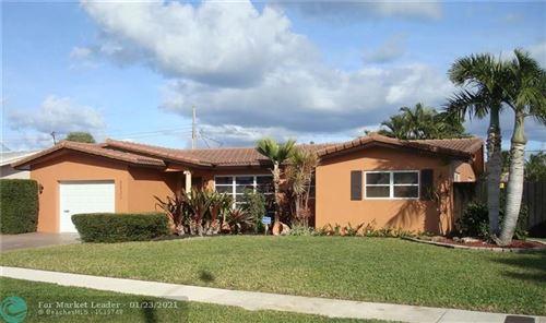 Photo of 6530 NE 21st Ter, Fort Lauderdale, FL 33308 (MLS # F10267800)