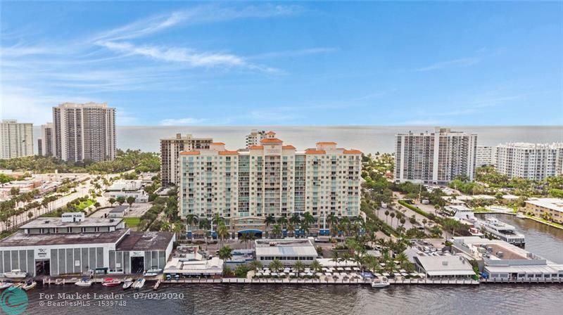 Photo of 3020 NE 32ND AV #1010, Fort Lauderdale, FL 33308 (MLS # F10235800)