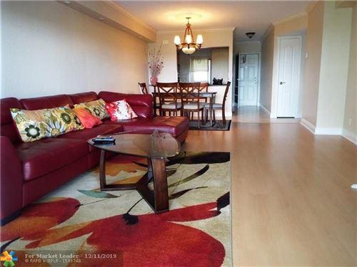 Photo of 1319 E Hillsboro Blvd #611, Deerfield Beach, FL 33441 (MLS # F10206801)