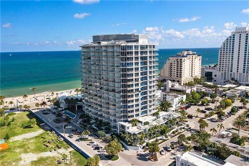 Photo of 701 N Fort Lauderdale Beach Blvd #1203, Fort Lauderdale, FL 33304 (MLS # F10274801)