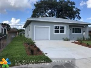 Photo of 3015 NW 8 Place, Fort Lauderdale, FL 33311 (MLS # F10193802)