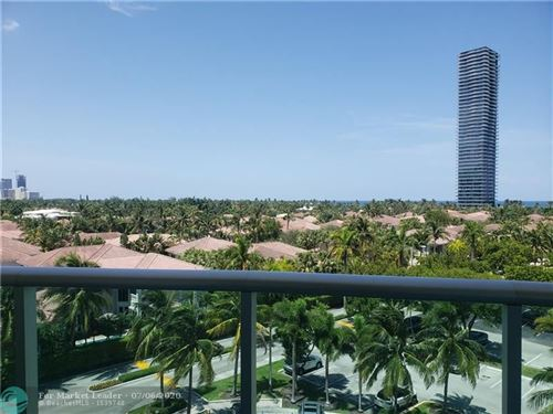 Photo of 19380 Collins Ave #618, Sunny Isles Beach, FL 33160 (MLS # F10212802)