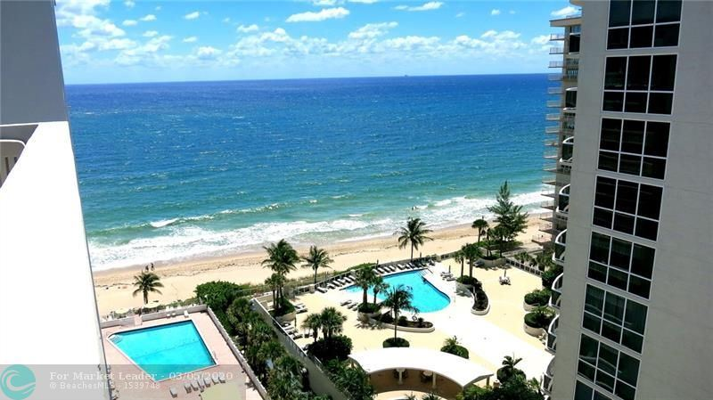 Photo of 4250 Galt Ocean Dr #15D, Fort Lauderdale, FL 33308 (MLS # F10219802)