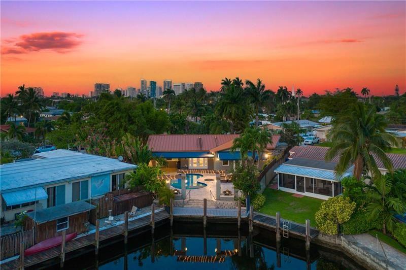 1000 Mandarin Isle, Fort Lauderdale, FL 33315 - #: F10277802
