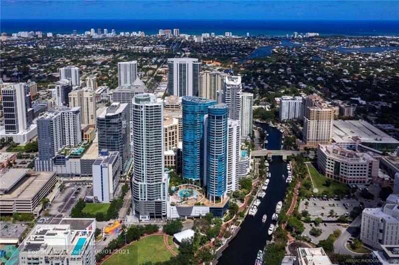 Photo of 333 Las Olas Way #2810, Fort Lauderdale, FL 33301 (MLS # F10286802)