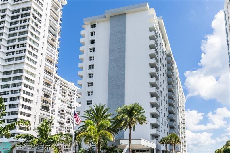 Photo of 4250 Galt Ocean Dr #4K, Fort Lauderdale, FL 33308 (MLS # F10304803)