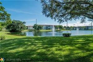 Photo of 350 S Hollybrook Ter #105, Pembroke Pines, FL 33025 (MLS # F10203804)