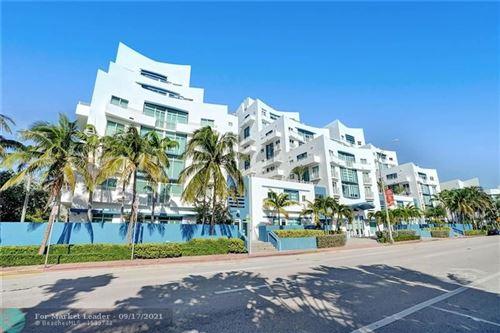 Photo of 7600 Collins Ave #616, Miami, FL 33141 (MLS # F10300804)