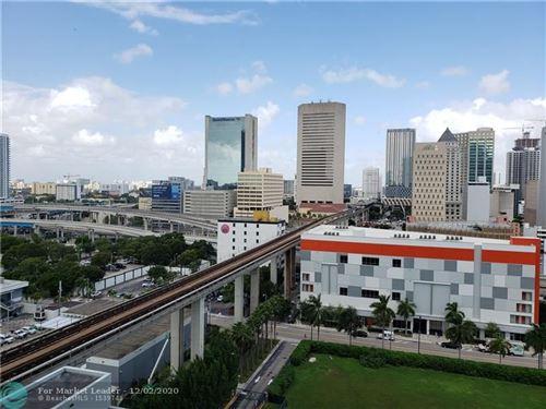 Photo of 90 SW 3rd St #1508, Miami, FL 33130 (MLS # F10260805)