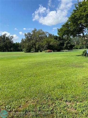 Photo of 3100 N Palm-Aire Drive #103, Pompano Beach, FL 33069 (MLS # F10297805)