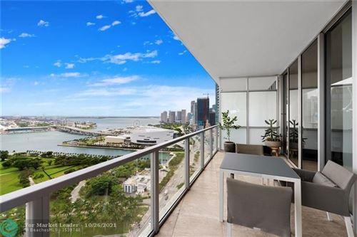 Photo of 1100 Biscayne Blvd #2904, Miami, FL 33132 (MLS # F10305805)