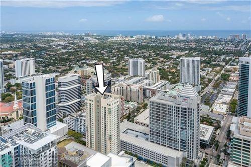 Photo of 350 SE 2nd St #1150, Fort Lauderdale, FL 33301 (MLS # F10299807)
