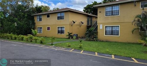 Photo of 7623 Tam Oshanter Blvd #203-2, North Lauderdale, FL 33068 (MLS # F10304808)