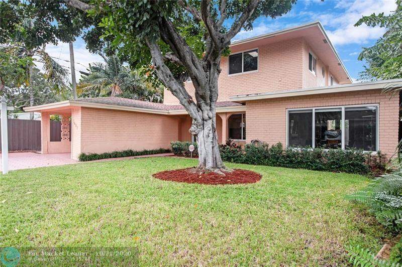 1637 NE 17th St, Fort Lauderdale, FL 33305 - #: F10252808