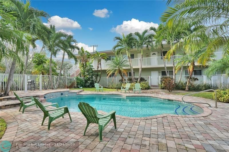 1430 Holly Heights Dr #1, Fort Lauderdale, FL 33304 - #: F10257808