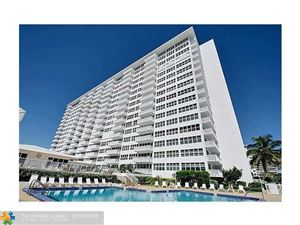 Photo of 4010 GALT OCEAN DR #716, Fort Lauderdale, FL 33308 (MLS # F10202809)