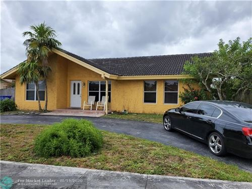 Foto de inmueble con direccion  North Lauderdale FL 33068 con MLS F10229811