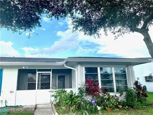 Photo of 1070 NW 85th Ter #D, Plantation, FL 33322 (MLS # F10235812)