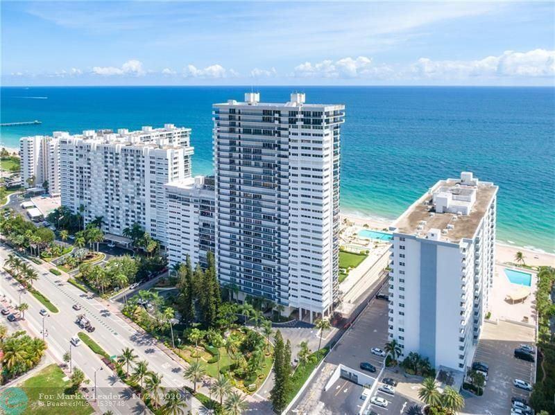 Photo of 4280 Galt Ocean Dr #18J, Fort Lauderdale, FL 33308 (MLS # F10259812)