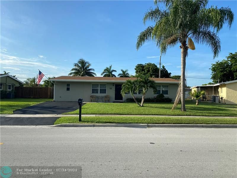 Photo of 6125 NW 18th St, Margate, FL 33063 (MLS # F10292812)