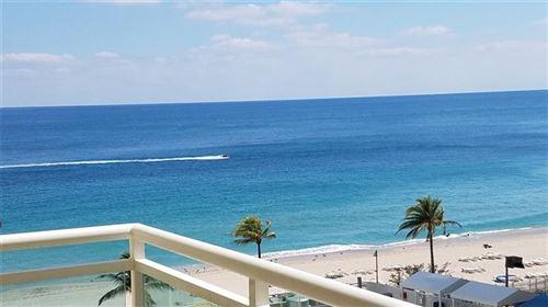 Photo of 3900 Galt Ocean Dr #504, Fort Lauderdale, FL 33308 (MLS # F10254813)
