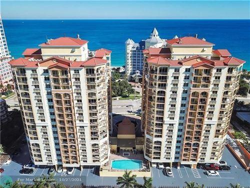 Photo of 2001 N Ocean Blvd #504S, Fort Lauderdale, FL 33305 (MLS # F10305813)