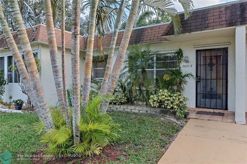3637 SW Natura Ave #C, Deerfield Beach, FL 33441 - MLS#: F10226813