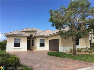 Photo of 12172 NW 75th Pl, Parkland, FL 33076 (MLS # F10189814)