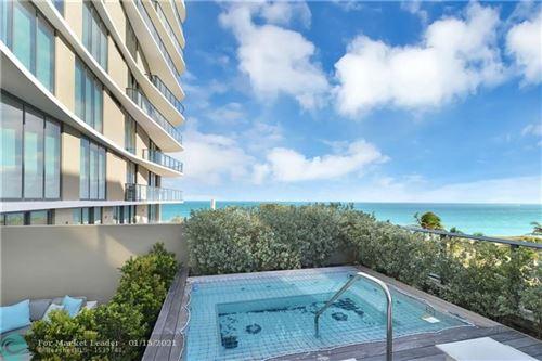 Photo of Listing MLS f10214814 in 730 N Ocean #405 Pompano Beach FL 33062