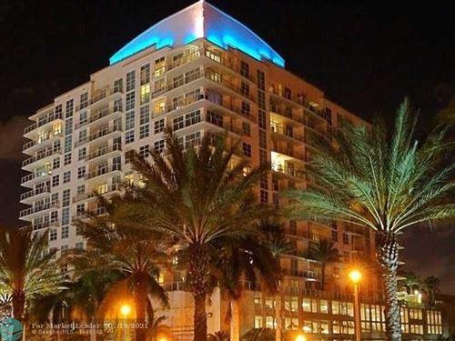 Photo of 1819 SE 17 #508, Fort Lauderdale, FL 33316 (MLS # F10289814)