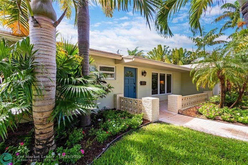 1850 NE 56th Ct, Fort Lauderdale, FL 33308 - #: F10250814