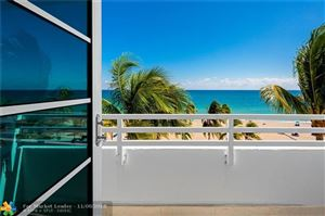 Photo of 101 S Fort Lauderdale Beach Blvd #408, Fort Lauderdale, FL 33316 (MLS # F10148815)