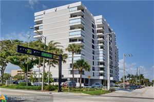 Photo of 1401 S Ocean Blvd #603, Pompano Beach, FL 33062 (MLS # F10176815)