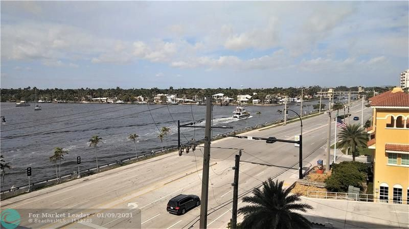 Photo of 801 S Ocean Dr #601, Hollywood, FL 33019 (MLS # F10255815)