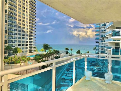 Photo of 3430 GALT OCEAN DR #501, Fort Lauderdale, FL 33308 (MLS # F10255816)