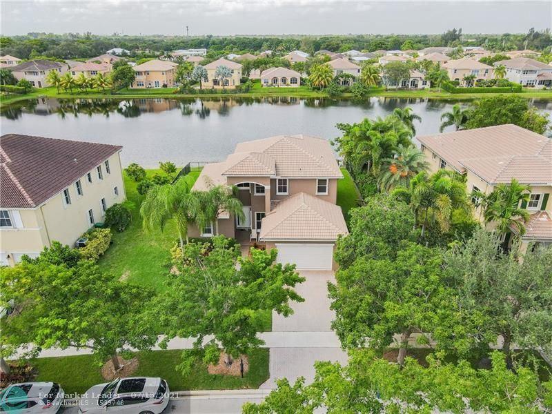 Photo of 10454 SW 54th St, Cooper City, FL 33328 (MLS # F10292816)