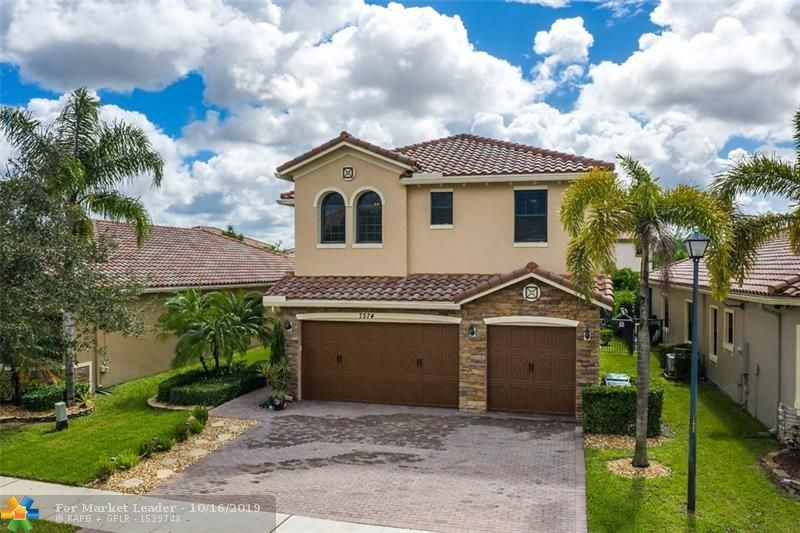Photo for 7574 NW 113th Ave, Parkland, FL 33076 (MLS # F10198817)