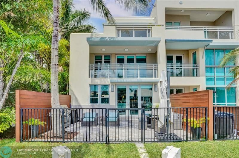 Photo of 140 Isle Of Venice Dr #G PALERMO, Fort Lauderdale, FL 33301 (MLS # F10235817)