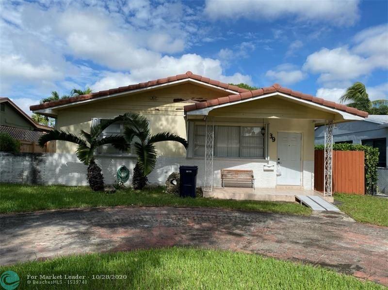 39 Bentley Dr, Miami Springs, FL 33166 - #: F10255817