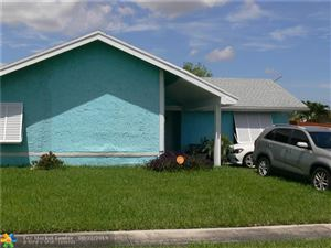 Photo of Listing MLS f10189818 in 1309 SW 82nd Ave North Lauderdale FL 33068