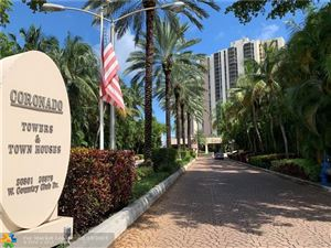 Photo of 20335 W Country Club Dr #401, Aventura, FL 33180 (MLS # F10193818)