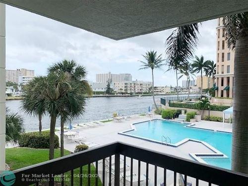 Photo of 2900 NE 14th Street Cswy #209, Pompano Beach, FL 33062 (MLS # F10218818)
