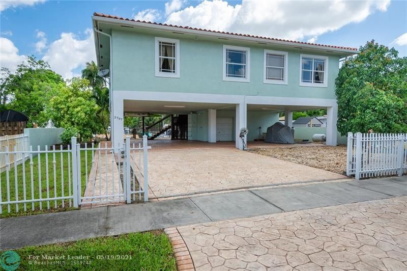 Photo of 2797 SW 46th St, Dania Beach, FL 33312 (MLS # F10283818)