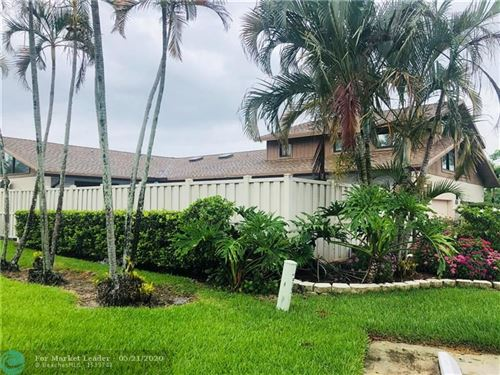 Foto de inmueble con direccion 9641 Boca Gardens Pkwy Boca Raton FL 33496 con MLS F10228819
