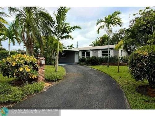 Photo of 3338 SW 15th Ct, Fort Lauderdale, FL 33312 (MLS # F10231819)