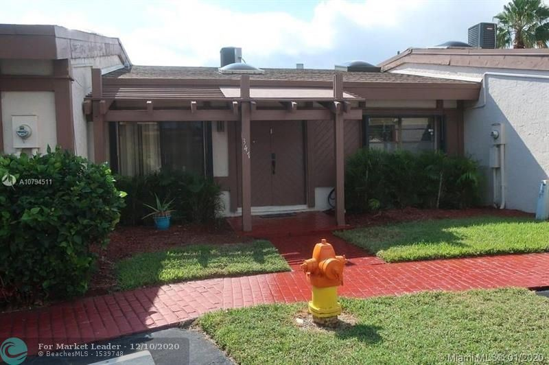 Photo of 347 Leslie Dr, Hallandale, FL 33009 (MLS # F10258819)